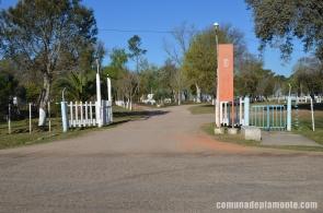"Parque Comunal ""Próspero Gómez"""