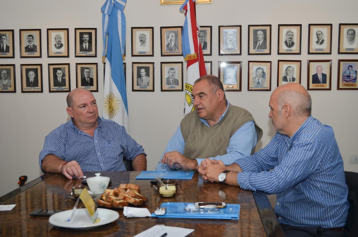 Un representante del Ministerio de Desarrollo Social de la Nación visitó Piamonte