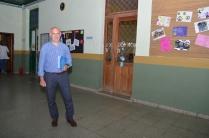 """En la Escuela Fiscal N° 278 """"Manuel Belgrano"""""""