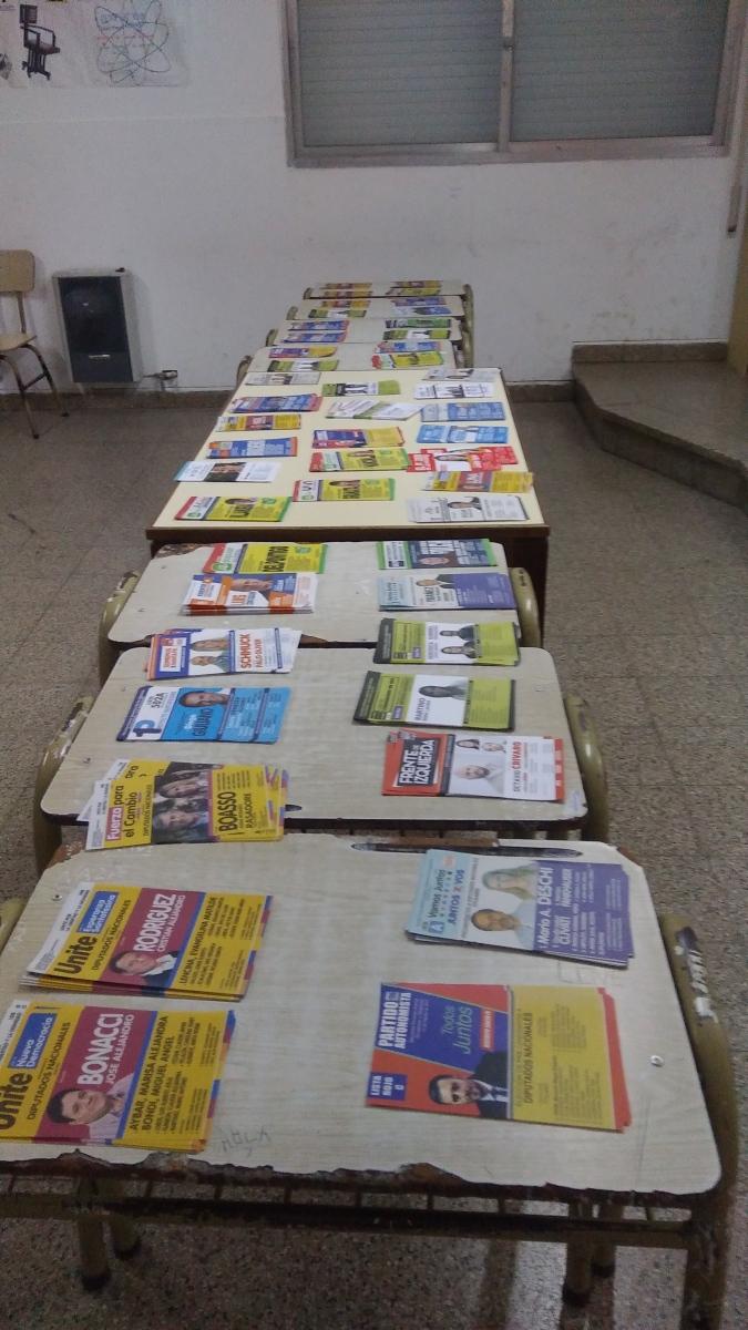 Resultados de las Paso 2017 en Piamonte