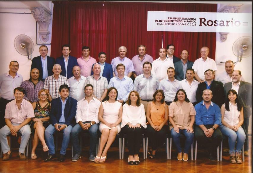 Asamblea Nacional de Intendentes de la Ramcc