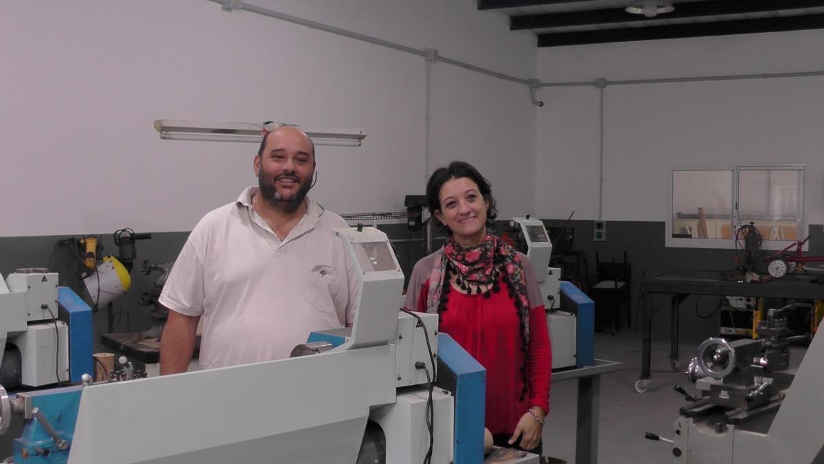 Juan Carlos Pastore asumió como supervisor de Centros de Capacitación Laboral para Adultos en Santa Fe