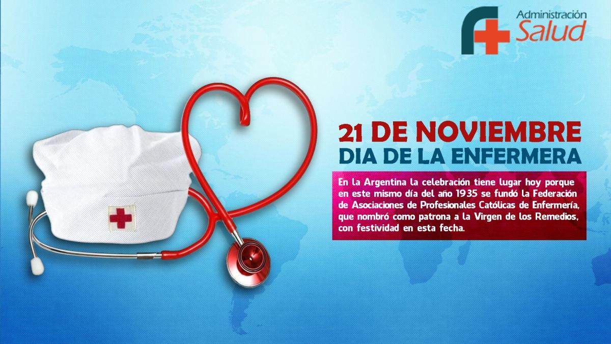 Día de la Enfermería en Argentina