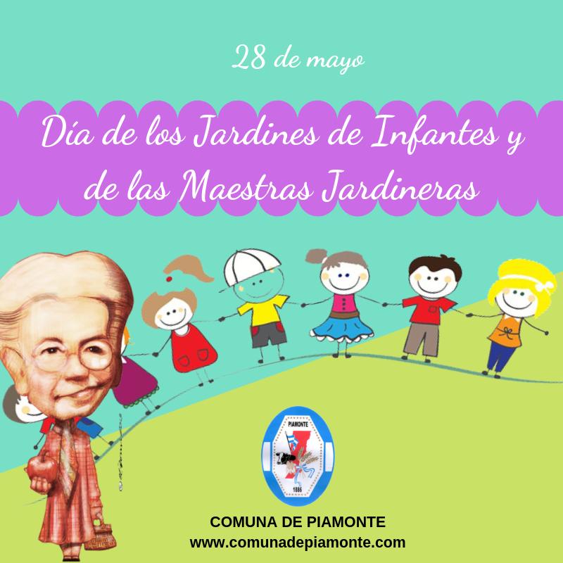 Día de los Jardines de Infantes y de las Maestras Jardineras